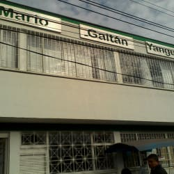 Hospital Marío Gaitán Yanguas en Bogotá