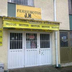 Ferremotos J.M en Bogotá