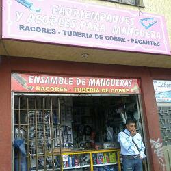 Fabriempaques y Acoples para Manguera en Bogotá