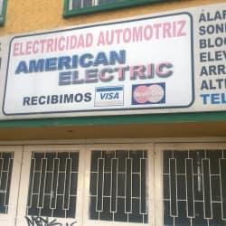 American Electric en Bogotá