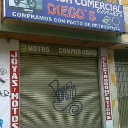 Casa Comercial Diego's en Bogotá
