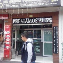 Casa Comercial el Gran Manantial en Bogotá
