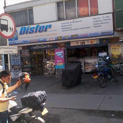 Disfer Comercializadora en Bogotá