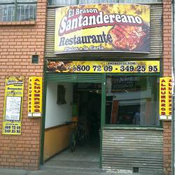 El Brasón Santandereano en Bogotá