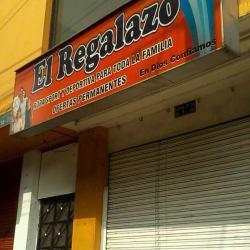 El Regalazo en Bogotá