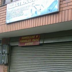 Eléctricos Abril en Bogotá