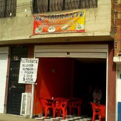 Restaurante Las Delicias de Mary en Bogotá