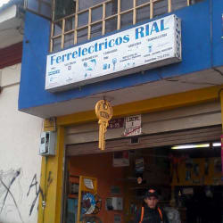 Ferrelectricos Rial en Bogotá
