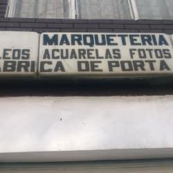 Marquetería Calle 79B en Bogotá