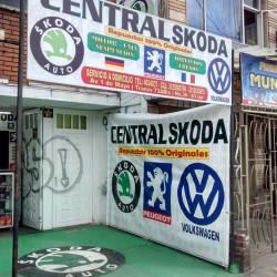 Central Skoda  en Bogotá