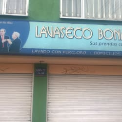 Lavaseco Bonanza en Bogotá