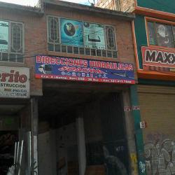 Direcciones Hidráulicas Soacha en Bogotá