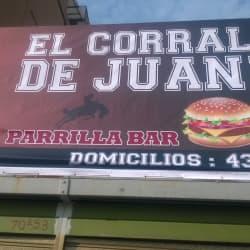 El Corral de Juanes en Bogotá
