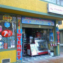 Miscelanea y Papeleria PaulaNet en Bogotá