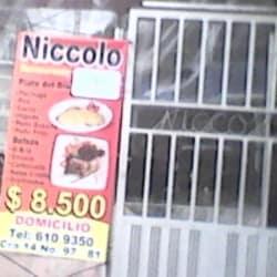 Niccolo Restaurante en Bogotá