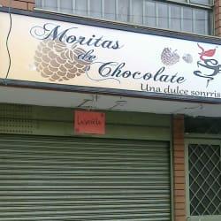 Moritas de Chocolate en Bogotá