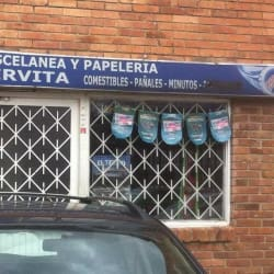 Miselania Papelería Servita  en Bogotá