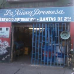 La Nueva Promesa en Bogotá