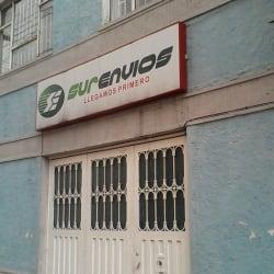 Surenvios Calle 14  en Bogotá