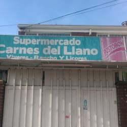 Supermercado Carnes del Llano en Bogotá