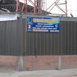Servitecnicos M.D en Bogotá