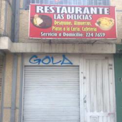 Restaurante las Delicias  en Bogotá