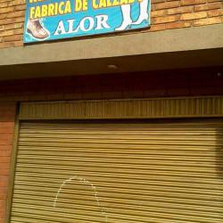 Remontadora y Fábrica de Calzado Alor en Bogotá