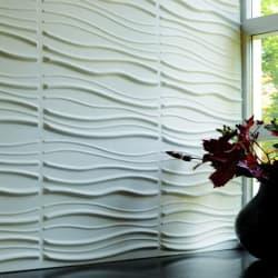Paneles Decorativos en 3D en Bogotá