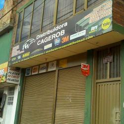 Distribuidora Cagerob en Bogotá