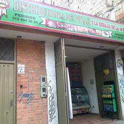 Distribuidora de Pollo La Rebaja de la 70 en Bogotá
