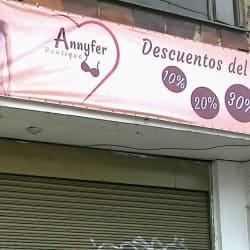 Annyfer Boutique en Bogotá