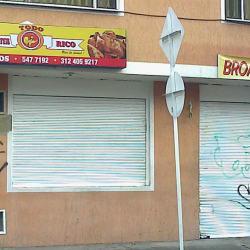 Todo Broaster Rico en Bogotá