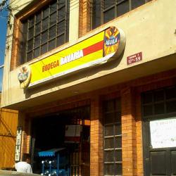 Bodega Bavaría en Bogotá
