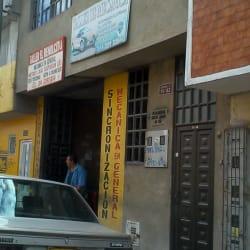 Taller el Renolcilto en Bogotá