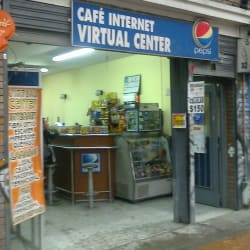 Café Internet Virtual Center en Bogotá