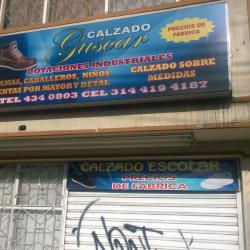 Calzado Suscar en Bogotá