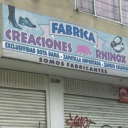 Creaciones Rhinox en Bogotá