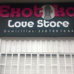 Exotíca Love Store en Bogotá