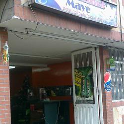 Fábrica de Empanadas Maye en Bogotá