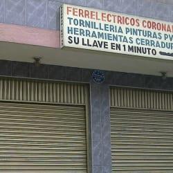 Ferrelectricos Coronado en Bogotá