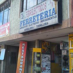 Ferreléctricos J&f en Bogotá