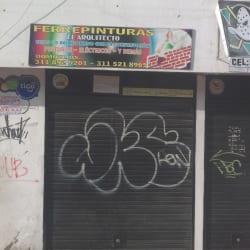 Ferrepinturas El Arquitecto en Bogotá