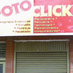 Foto Click en Bogotá