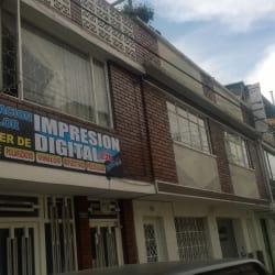 Impresion Digital Carrera 69M con 71 en Bogotá
