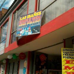 Las Ibañez en Bogotá