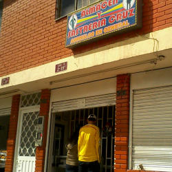 Almacén y Sastrería Cruz en Bogotá