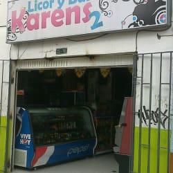 Licor y Bar Karens 2 en Bogotá