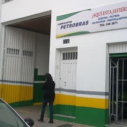 ¡Aquí está Javier! Lubricantes Petrobras en Bogotá