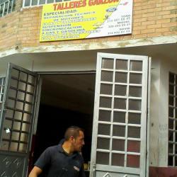 Talleres Garzón en Bogotá