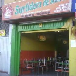 Surtidora de Aves la 22 Calle 132 en Bogotá